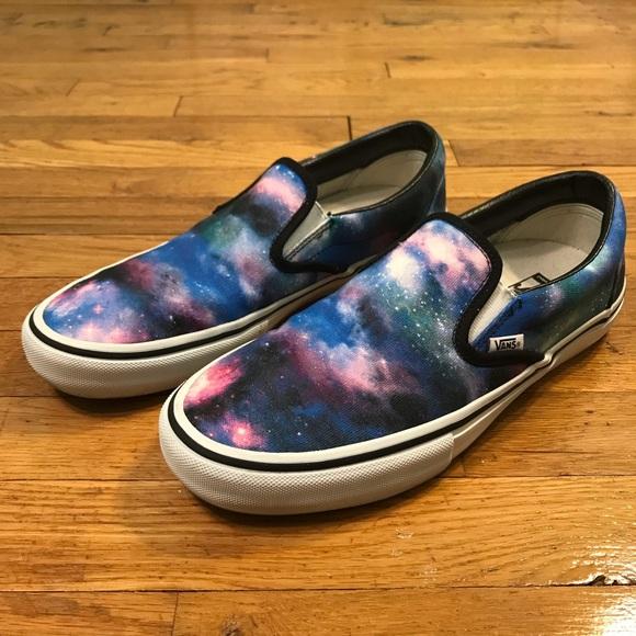 galaxy vans mens size 11
